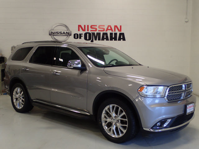 Pre-Owned 2015 Dodge Durango Citadel AWD