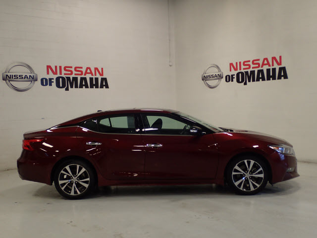 Pre-Owned 2016 Nissan Maxima 3.5 SL FWD 4D Sedan