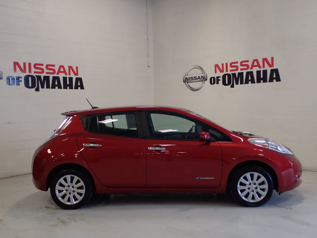 Pre-Owned 2015 Nissan Leaf S FWD 4D Hatchback