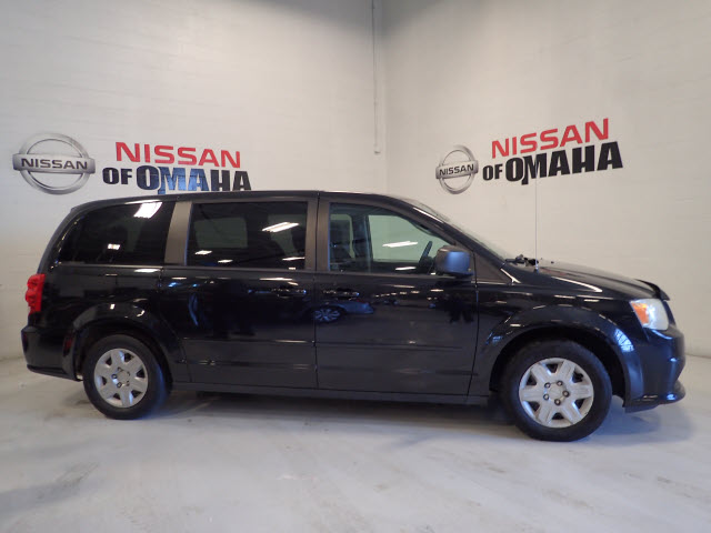 00b6aecd28 Pre-Owned 2012 Dodge Grand Caravan SE AVP 4D Passenger Van in Omaha ...