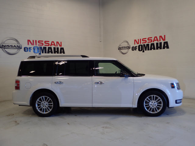 Pre-Owned 2015 Ford Flex SEL AWD