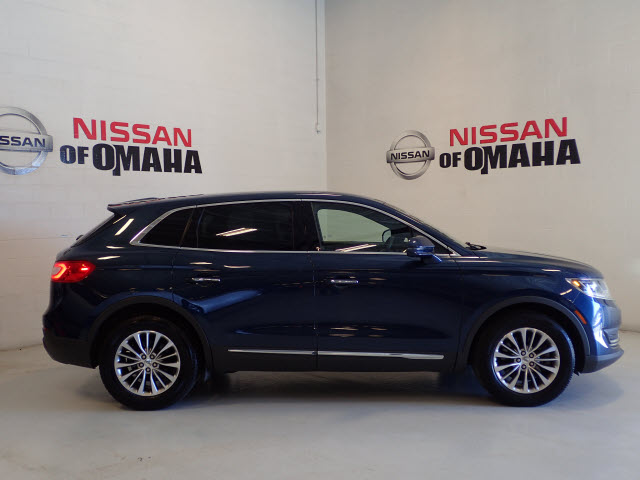 Pre-Owned 2017 Lincoln MKX Select AWD