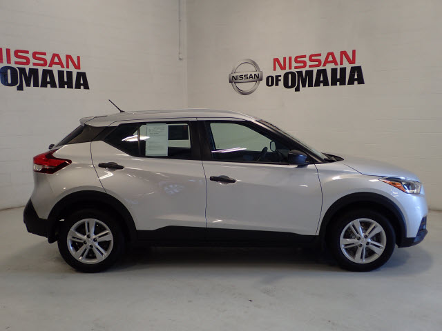 Pre-Owned 2018 Nissan Kicks S FWD 4D Sport Utility