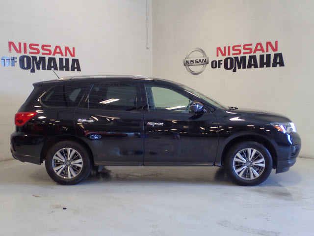 Certified Pre-Owned 2018 Nissan Pathfinder SL
