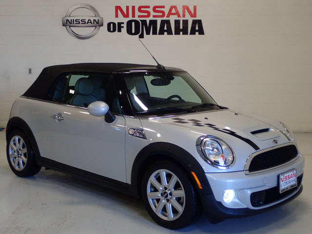 Pre-Owned 2015 MINI Cooper S Base FWD 2D Convertible