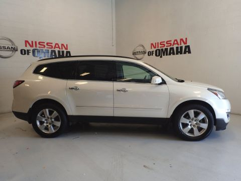 Pre-Owned 2014 Chevrolet Traverse LTZ