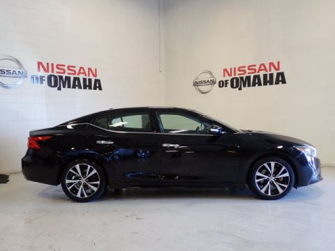 Pre-Owned 2018 Nissan Maxima 3.5 SL With Navigation
