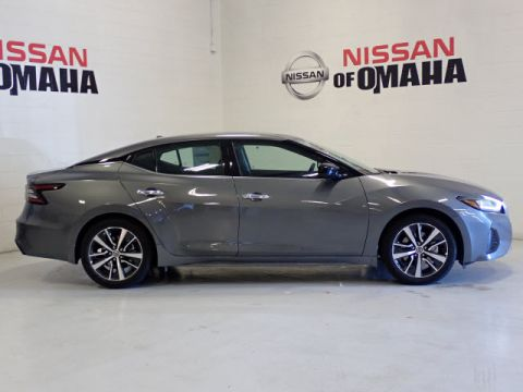 New 2020 Nissan Maxima 3.5 S FWD 4D Sedan