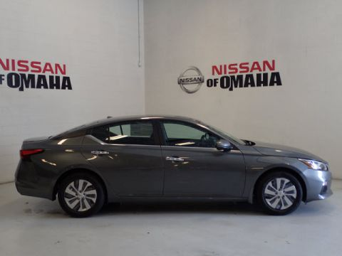 New 2020 Nissan Altima 2.5 S FWD 4D Sedan