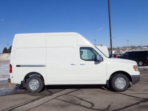 2019 Nissan NV2500 HD