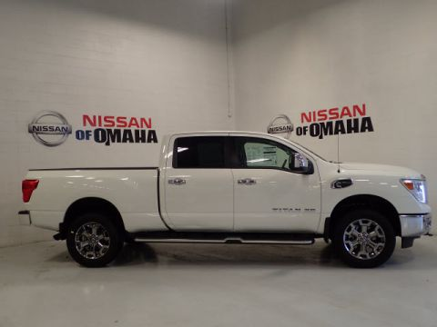 New 2019 Nissan Titan XD SL With Navigation & 4WD