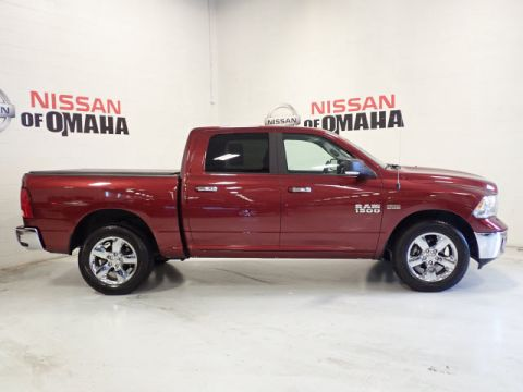 Pre-Owned 2017 Ram 1500 Big Horn With Navigation & 4WD
