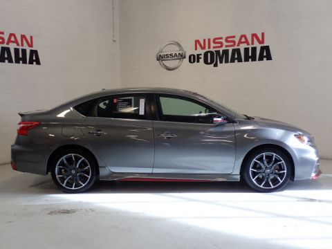 Pre-Owned 2017 Nissan Sentra NISMO FWD 4D Sedan