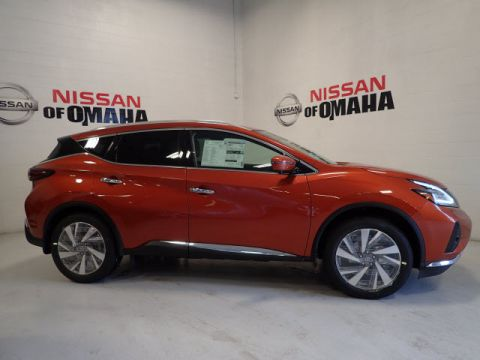 New 2019 Nissan Murano SL With Navigation & AWD