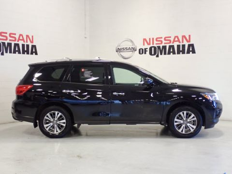 Certified Pre-Owned 2018 Nissan Pathfinder S 4WD