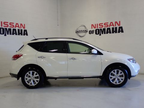 Pre-Owned 2014 Nissan Murano SL